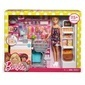 Barbie Barbie Süpermarkette Oyun Seti Renkli